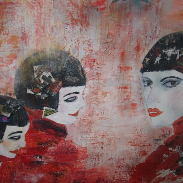 Femmes, Claudine Harpagès