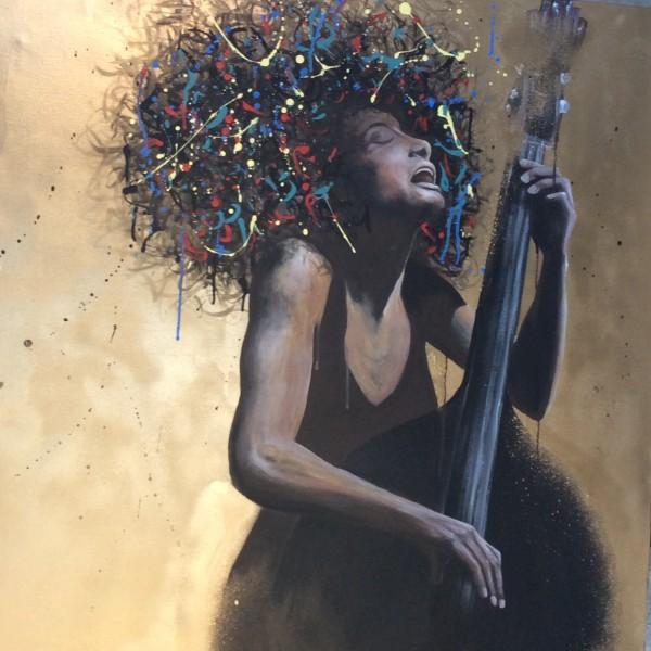 Portraits, Valérie Bellone, cliquez sur l'image !