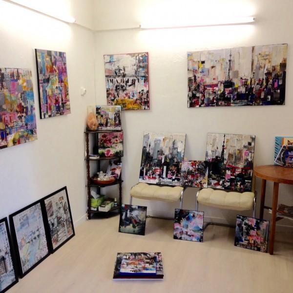 Japon série les villes 2015, Renée Oconel, cliquez sur l'image !