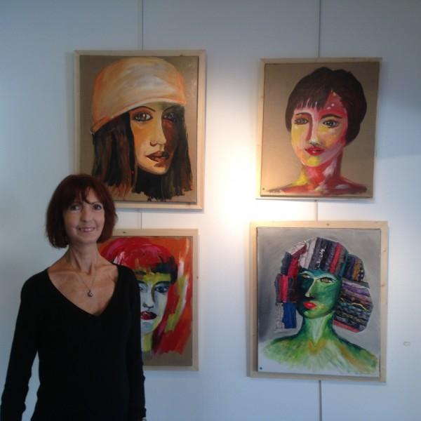 Autoportrait, Catherine Dupont